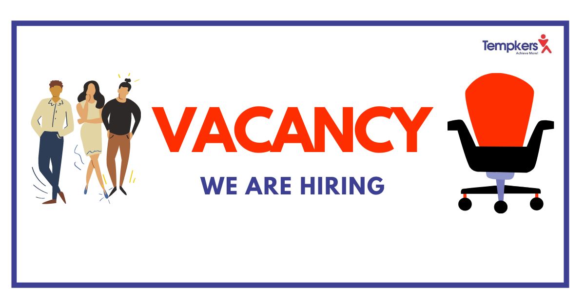 advertising a job vacancy